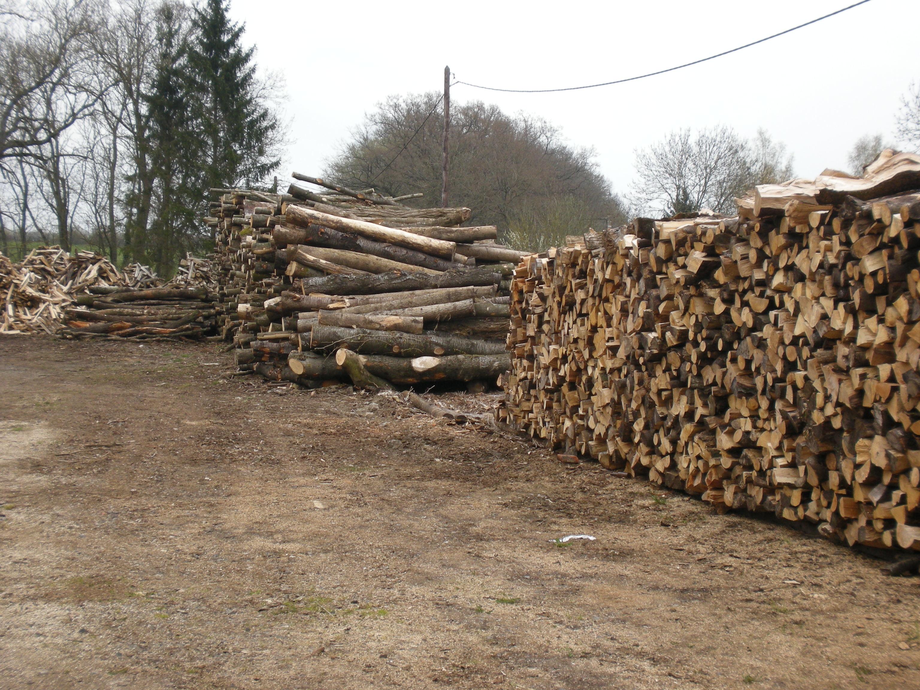 2009 mars sotrexbois - Casier a bois de chauffage ...