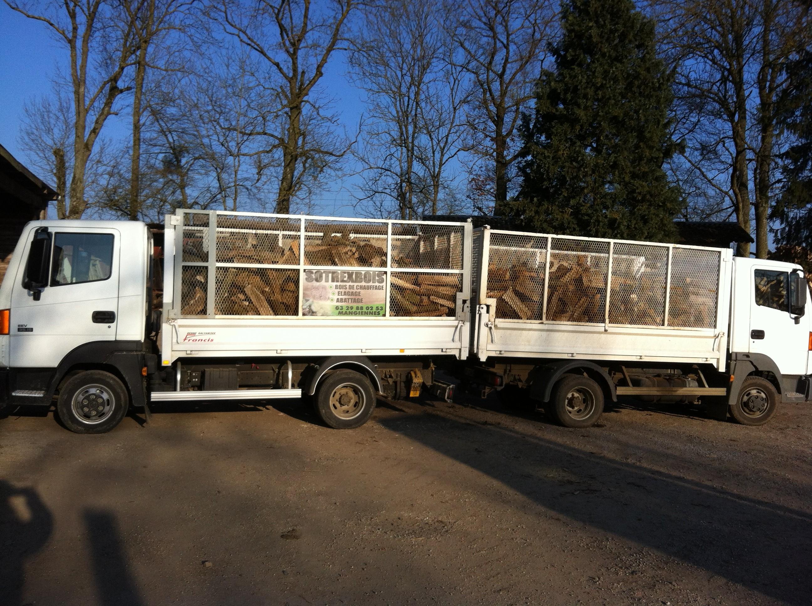 bois de chauffage u00b7 SOTREXBOIS # Camion De Bois De Chauffage